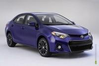 Toyota Corolla нового поколения уже можно заказывать из России