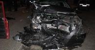 Авария по вине пьяного водителя без прав произошла в центре Омска