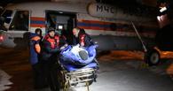 На перевале Дятлова едва не погиб еще один турист