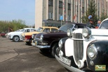 Больше сотни колес: в Омске состоялся ретропробег
