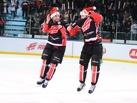 Новый год в КХЛ. Как хоккеисты поздравляли своих болельщиков