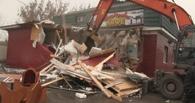 Омское кафе «Восток» наконец снесли