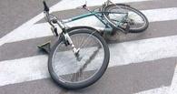 Водитель сбил велосипедистку на пешеходном переходе