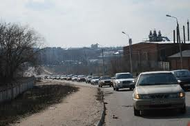 Омские автолюбители устроят флешмоб против «дырявых» дорог