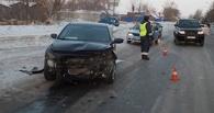После ДТП с автомобилем ДПС в Омске в больнице остается один человек