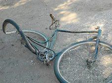 В Омске на Магистральной сбили 14-летнего велосипедиста