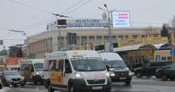 Омских маршрутчиков накажут за «ночевку» их авто в неположенных местах