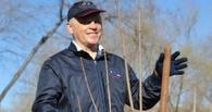 Назаров предложил в день выборов продавать в Омске саженцы за 10 рублей