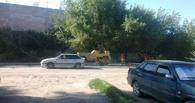После автопробега «России 24» в Омске начали ремонтировать улицу Заводскую