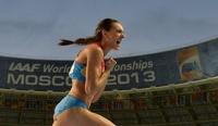 Елена Исинбаева победила в прыжках с шестом на чемпионате мира