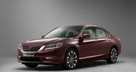 Модели Accord и Odyssey стали лучшими семейными автомобилями
