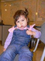 Омичи начинают сбор денег для лечения 3-х летней девочки