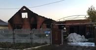 Родители детей, сгоревших в Омской области, ночью ушли за сосисками