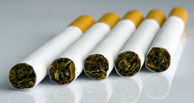 В Омске полицейские сожгли 22 000 контрафактных пачек сигарет