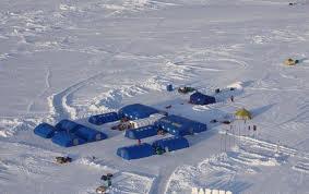 Омские метеорологи съездили на Северный полюс и посмотрели на ионосферу Земли