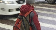 Омич на «Волге» сбил ребенка на пешеходном переходе