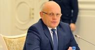 Назаров подписал соглашение о сотрудничестве с мэром Манчжурии Сюй Айлянь