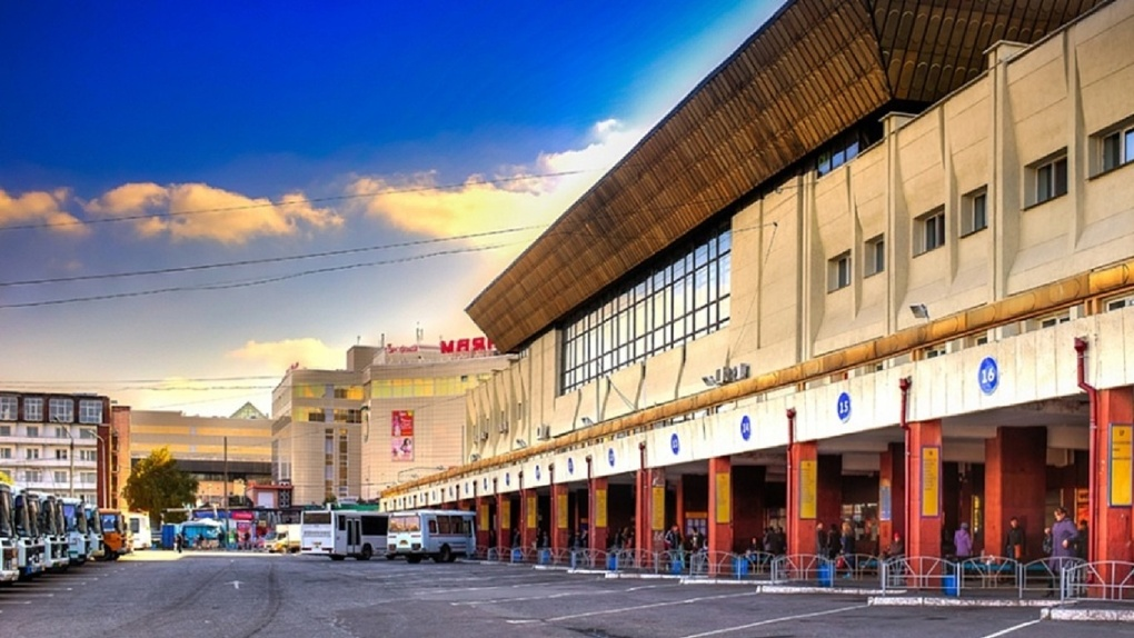 Омский автовокзал проводит акцию по снижению цен на проезд