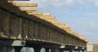 В Омской области появился новый мост
