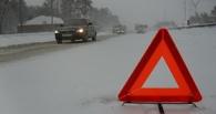 В Омской области водитель «Волги» врезался в КАМАЗ: погиб пассажир