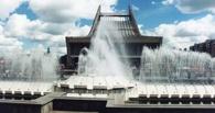 В Омске отключают все фонтаны