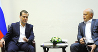 Назаров доложит Дмитрию Медведеву о ходе уборки в Омской области
