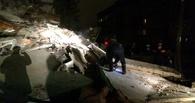 В Ярославле после взрыва газа обрушились пять этажей жилого дома