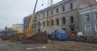 Здание «Саламандры» в Омске планируют реконструировать к 2018 году, сохранив облик