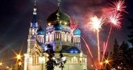 Праздничный фейерверк в Омске пройдет в трех точках города