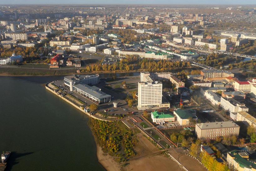 Омску присвоили статус города трудовой славы