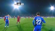 Выиграли, проиграв: матч России с Хорватией в эмоциях омских болельщиков. Фоторепортаж
