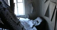 Жильцы дома, у которого обрушилась крыша, отказались переселяться из центра Омска