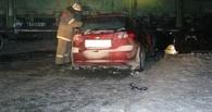 Водителя авто, протаранившего поезд в Омской области, задержали