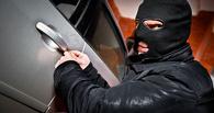 В Омске продолжается серия угонов автомобилей