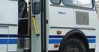 В Омске 4-летний мальчик получил травмы из-за резкого торможения автобуса