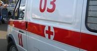 В Омске водитель автобуса №45 сбил пешехода