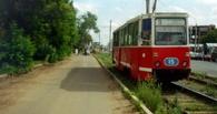 В Омске временно перестанет работать трамвай №9
