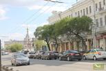 Три сюда, одна туда: в Омске на Ленина изменилась дорожная разметка