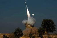 Воздушное пространство Израиля будут защищать лазеры