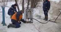 Накануне нового года омичи израсходовали более 400 тысяч кубометров воды