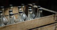 Омич пытался продать 13 тысяч бутылок немаркированного алкоголя