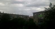Синоптики оказались правы: в Омске жару сменила гроза