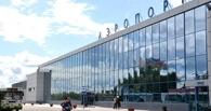 Омский аэропорт может остаться без парковки, расположенной в районе строительного рынка