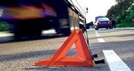 В Омске на Завертяева произошло ДТП с маршруткой. Шесть пострадавших (видео)