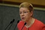 Елена Мизулина может уйти из Госдумы и стать сенатором в Совете Федерации