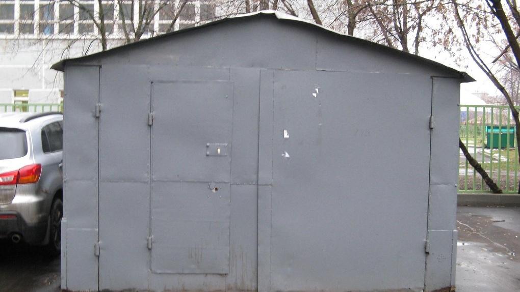 Можно продать гараж без земли