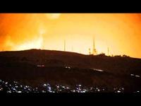 Израильские ракеты нанесли удар по Дамаску