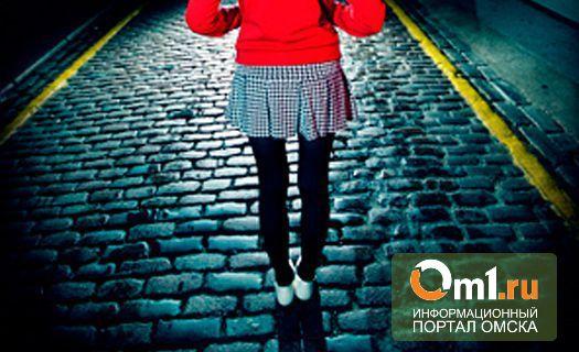 В Омске из дома сбежала 13-летняя девочка