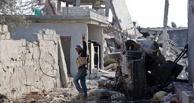 Российские журналисты попали под обстрел в Сирии