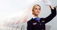 Омичка претендует на звание самой красивой стюардессы страны